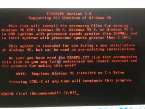CPU fix for Win95
