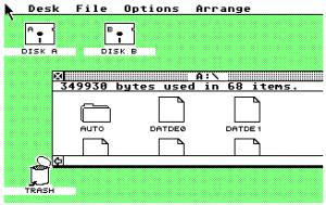 GEM - Atari ST
