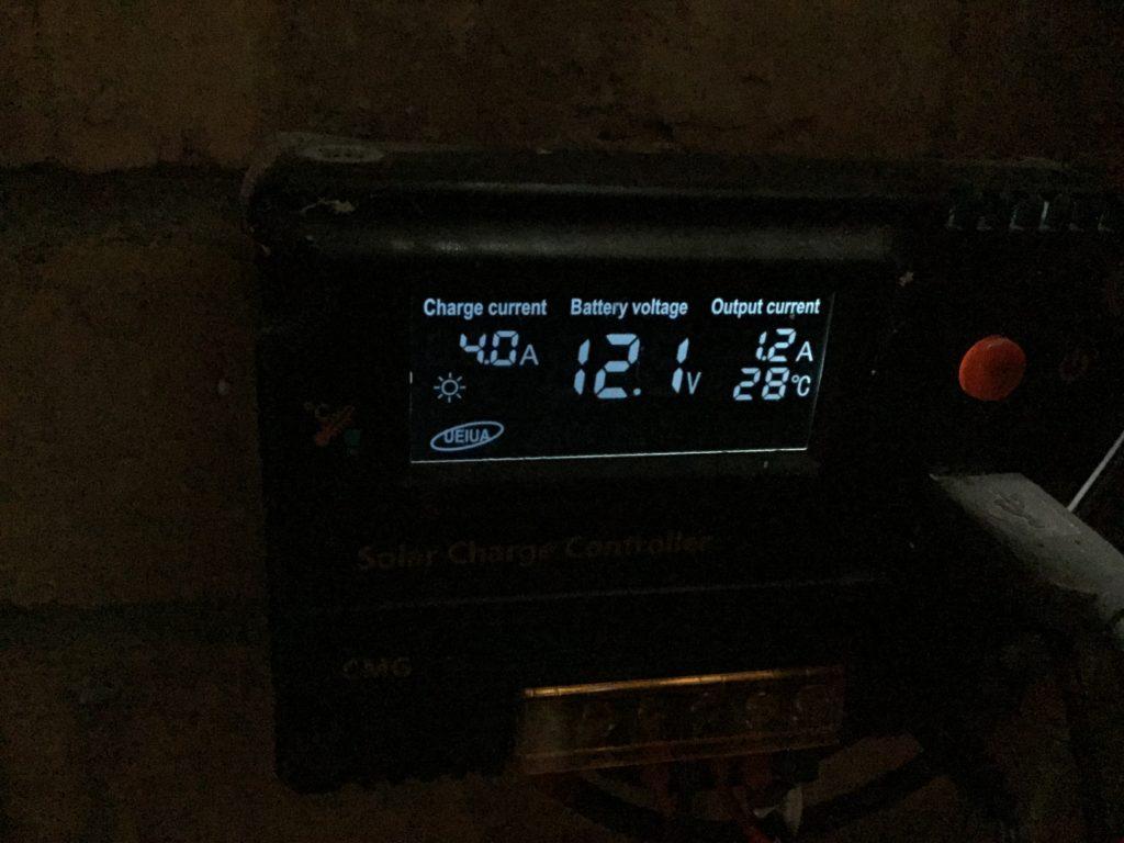 Charge Display